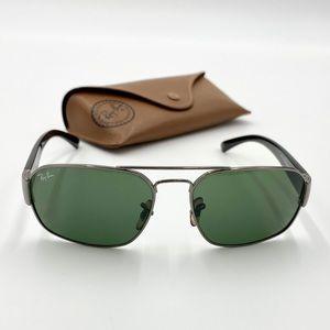 Ray Ban Sunglasses RB 3427 004/M3 Gunmetal